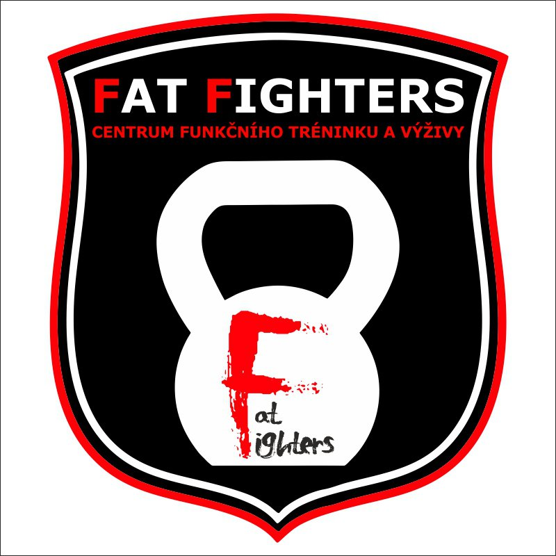 Fighters Team Logo Fat Fighters Sports Team |