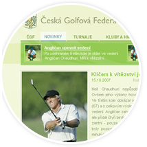 Czech golf federation